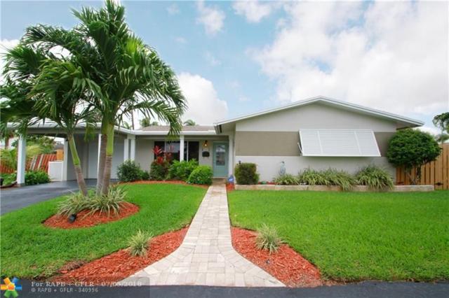 2691 NE 18th St, Pompano Beach, FL 33062 (MLS #F10124631) :: Green Realty Properties