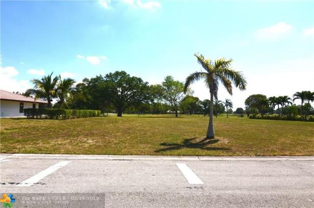 0 NW 112th Ave, Coral Springs, FL 33065 (MLS #F10124769) :: Green Realty Properties
