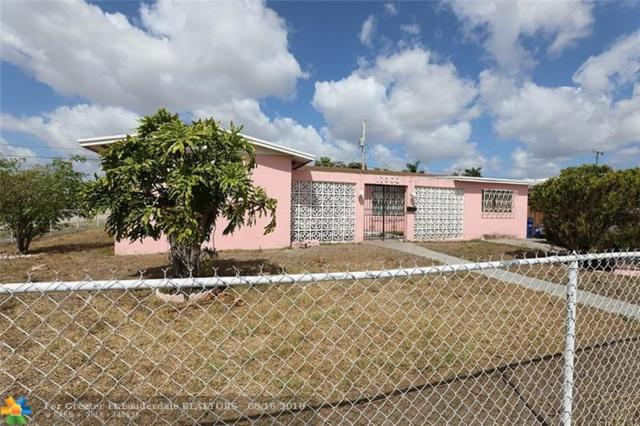 17300 NW 16th Ave, Miami Gardens, FL 33169 (MLS #F10124807) :: Green Realty Properties