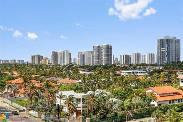 3180 S Ocean Dr #721, Hallandale, FL 33009 (MLS #F10124822) :: Green Realty Properties