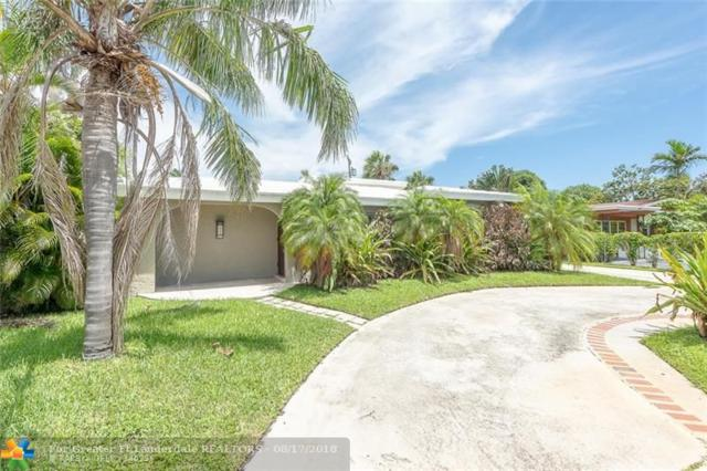 811 NW 29th Ct, Wilton Manors, FL 33311 (MLS #F10124835) :: Green Realty Properties
