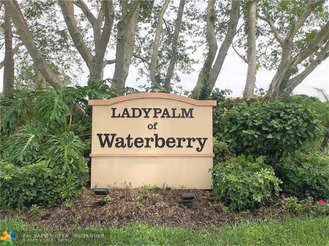 10703 Ladypalm Ln A, Boca Raton, FL 33498 (MLS #F10124878) :: Green Realty Properties
