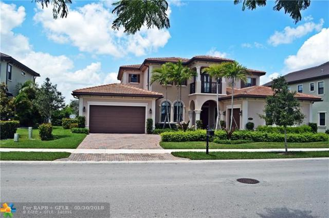 8695 Watercrest Cir E, Parkland, FL 33076 (MLS #F10124932) :: Green Realty Properties