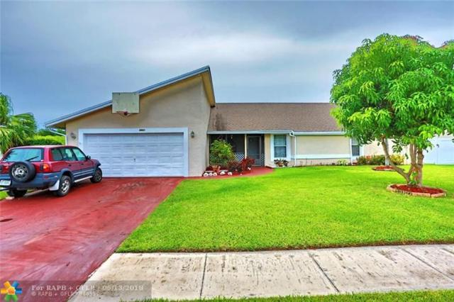 2921 NW 52nd Way, Margate, FL 33063 (MLS #F10125029) :: Green Realty Properties
