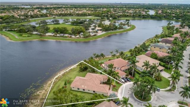 932 Marina Dr, Weston, FL 33327 (MLS #F10125061) :: Green Realty Properties