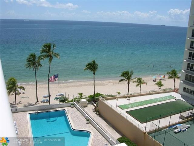 3430 Galt Ocean Dr #710, Fort Lauderdale, FL 33308 (MLS #F10125101) :: Green Realty Properties