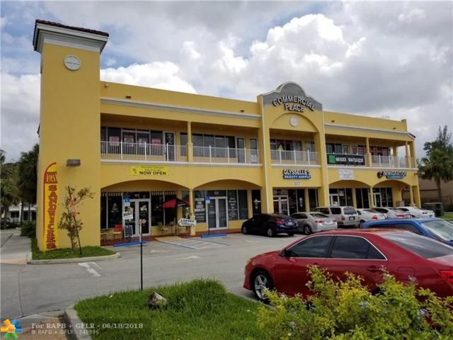 3007 W Commercial Blvd #202, Fort Lauderdale, FL 33309 (MLS #F10125254) :: Green Realty Properties