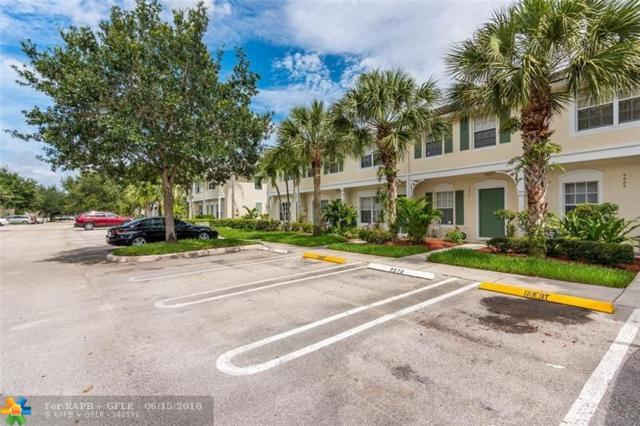 9839 NW 57th Mnr #9839, Coral Springs, FL 33076 (MLS #F10125365) :: Green Realty Properties