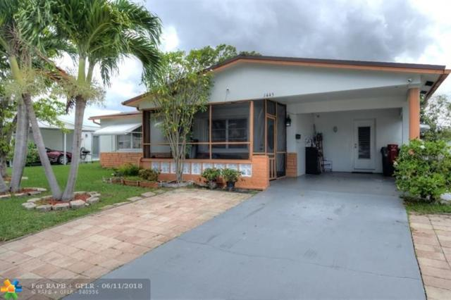 1445 NW 66th Ter, Margate, FL 33063 (MLS #F10125451) :: Green Realty Properties