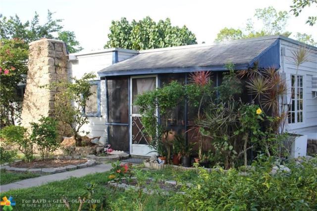 2246 Liberty St, Hollywood, FL 33020 (MLS #F10125563) :: Green Realty Properties