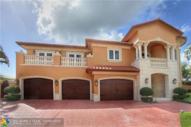 2740 NE 48th St, Lighthouse Point, FL 33064 (MLS #F10125609) :: Green Realty Properties