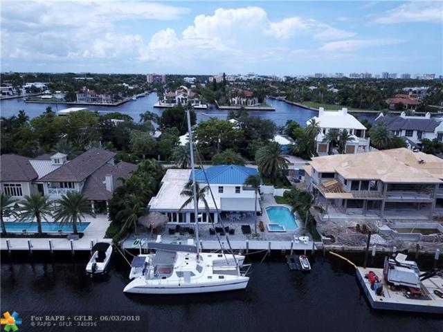1740 SE 7th St, Fort Lauderdale, FL 33316 (MLS #F10125652) :: Green Realty Properties