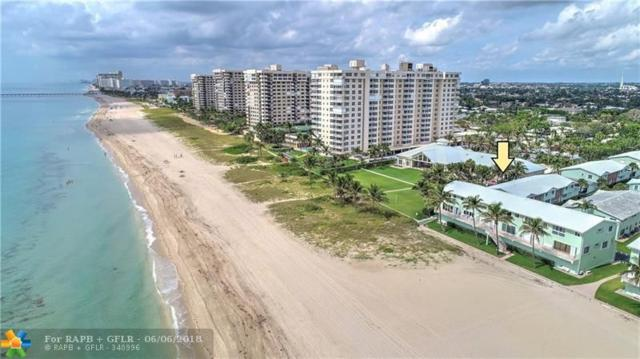 5400 N Ocean Blvd #48, Lauderdale By The Sea, FL 33308 (MLS #F10125725) :: Castelli Real Estate Services