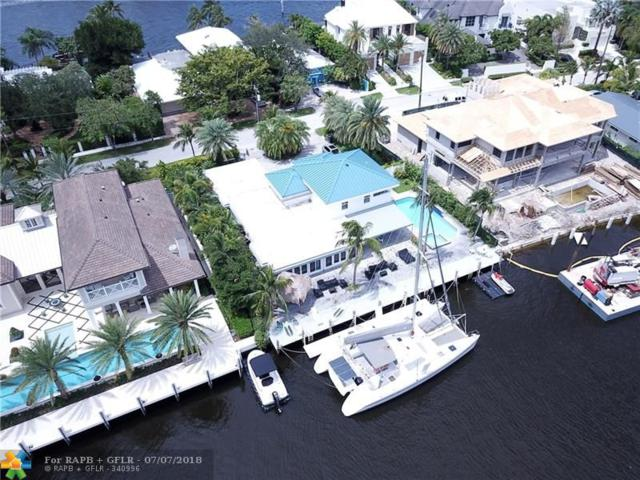 1740 SE 7th St, Fort Lauderdale, FL 33316 (MLS #F10125729) :: Green Realty Properties