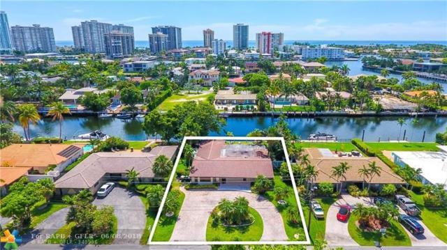 637 Oleander Drive, Hallandale, FL 33009 (MLS #F10125795) :: Green Realty Properties