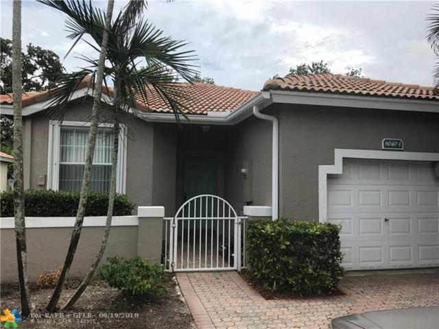 8040 S Aragon Blvd #1, Sunrise, FL 33322 (MLS #F10125827) :: Green Realty Properties
