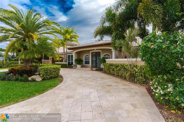 4030 NE 25th Ave, Lighthouse Point, FL 33064 (MLS #F10125913) :: Green Realty Properties