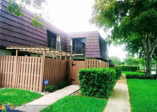 6193 NW 55th Ln #6193, Tamarac, FL 33319 (MLS #F10125934) :: Green Realty Properties