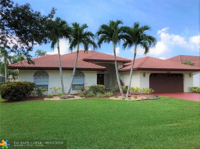 10444 NW 48th Mnr, Coral Springs, FL 33076 (MLS #F10125997) :: Green Realty Properties