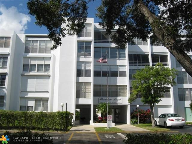6903 Cypress Rd A25, Plantation, FL 33317 (MLS #F10126063) :: Green Realty Properties