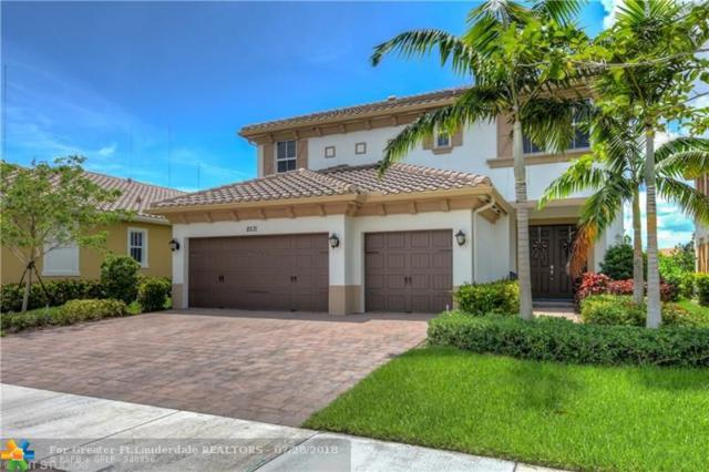 8531 Lakeside Bnd, Parkland, FL 33076 (MLS #F10126199) :: Green Realty Properties