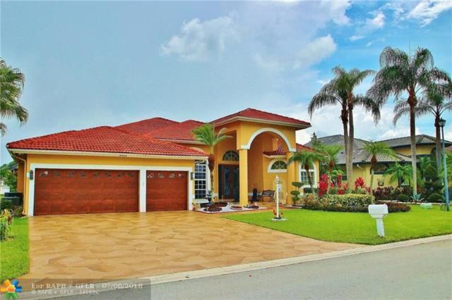 8491 NW 43RD CT, Coral Springs, FL 33065 (MLS #F10126348) :: Green Realty Properties