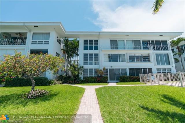 2727 Yacht Club Blvd 3C, Fort Lauderdale, FL 33304 (MLS #F10126503) :: Green Realty Properties