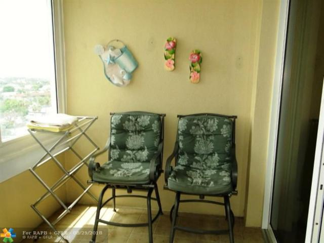 4040 Galt Ocean Dr #801, Fort Lauderdale, FL 33308 (MLS #F10126542) :: Green Realty Properties