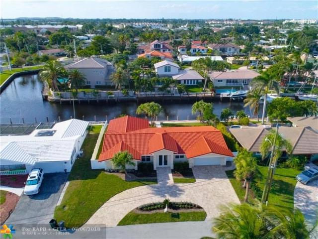 3911 NE 24th Ave, Lighthouse Point, FL 33064 (MLS #F10126581) :: Green Realty Properties
