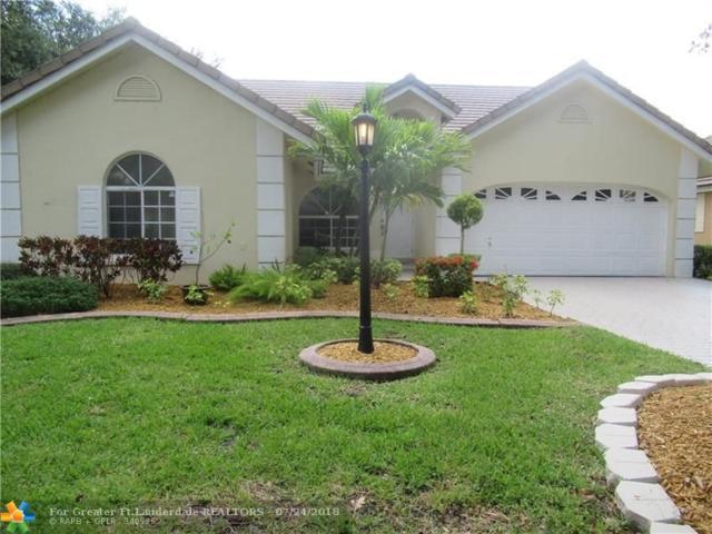 12716 NW 19th Mnr, Coral Springs, FL 33071 (MLS #F10126617) :: Green Realty Properties