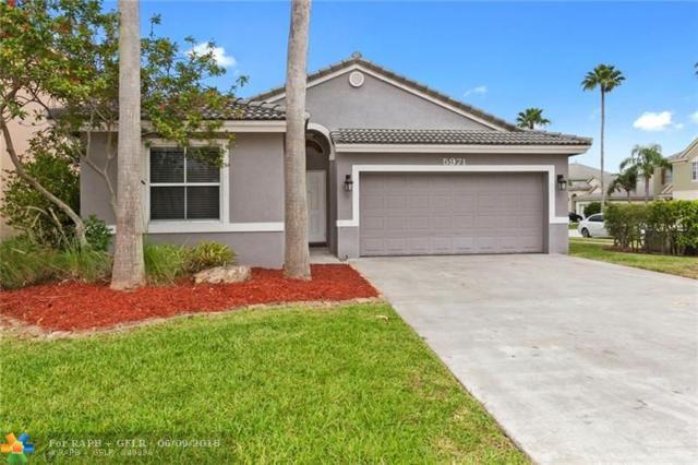 5971 E Grand Duke Cir, Tamarac, FL 33321 (MLS #F10126621) :: Green Realty Properties