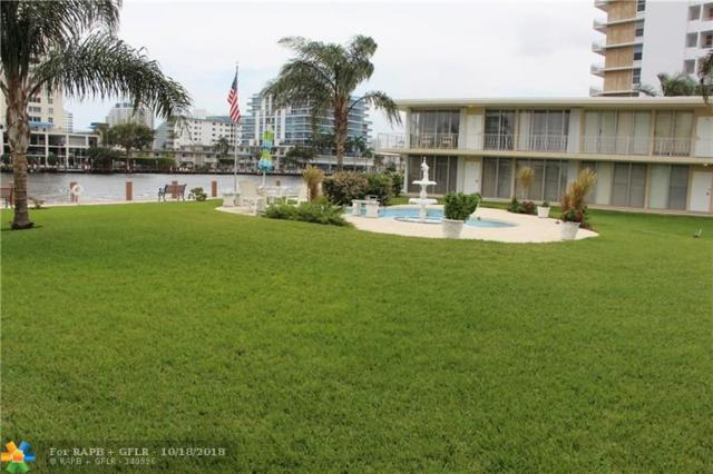 900 Intracoastal Dr #22, Fort Lauderdale, FL 33304 (MLS #F10126773) :: Green Realty Properties