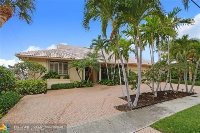 2840 NE 47TH ST, Lighthouse Point, FL 33064 (MLS #F10126936) :: Green Realty Properties