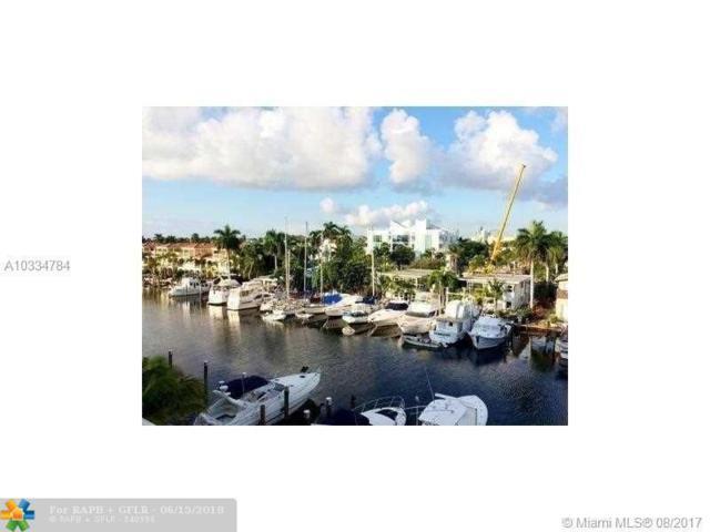 155 Isle Of Venice Dr #502, Fort Lauderdale, FL 33301 (MLS #F10126996) :: Green Realty Properties