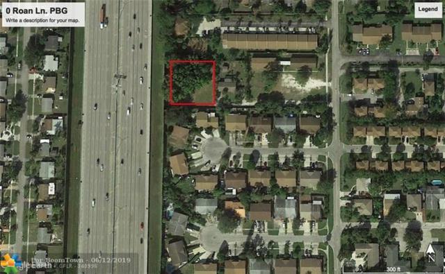 0 Roan Ln, Palm Beach, FL 33412 (MLS #F10127027) :: Green Realty Properties