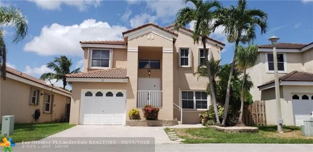 7519 Viscaya Cir, Margate, FL 33063 (MLS #F10127199) :: Green Realty Properties