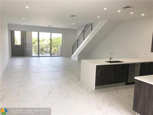 1044 NE 18 #201, Fort Lauderdale, FL 33304 (MLS #F10127421) :: Green Realty Properties