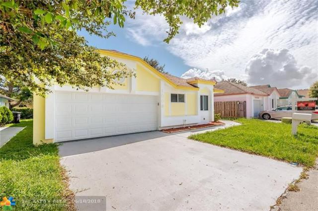 1008 W Jasmine Ln, North Lauderdale, FL 33068 (MLS #F10127427) :: Green Realty Properties