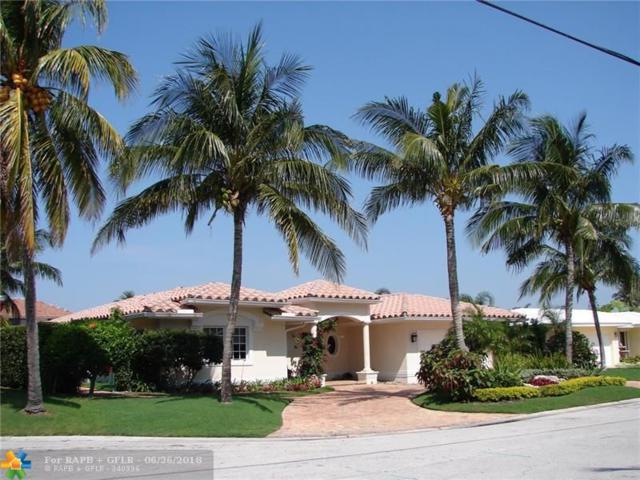 5211 NE 33rd Ave, Fort Lauderdale, FL 33308 (MLS #F10127464) :: Green Realty Properties