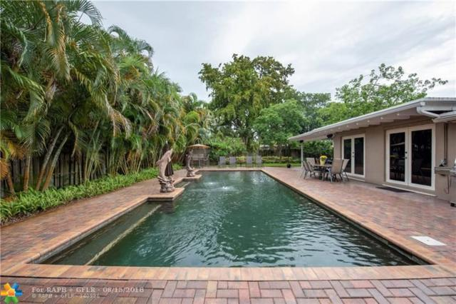 1444 NE 1st Ave, Fort Lauderdale, FL 33304 (MLS #F10127599) :: Green Realty Properties