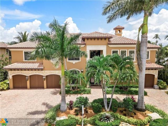 2841 NE 35th Ct, Fort Lauderdale, FL 33308 (MLS #F10127679) :: Green Realty Properties