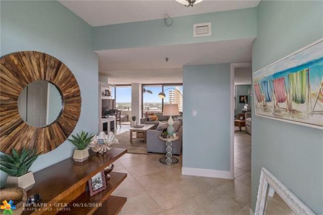 1500 N Ocean Blvd #801, Pompano Beach, FL 33062 (MLS #F10127712) :: Green Realty Properties