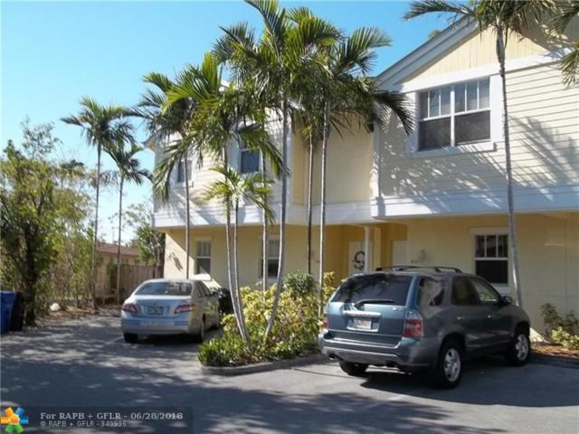 840 NE 14th Pl #840, Fort Lauderdale, FL 33304 (MLS #F10127749) :: Green Realty Properties