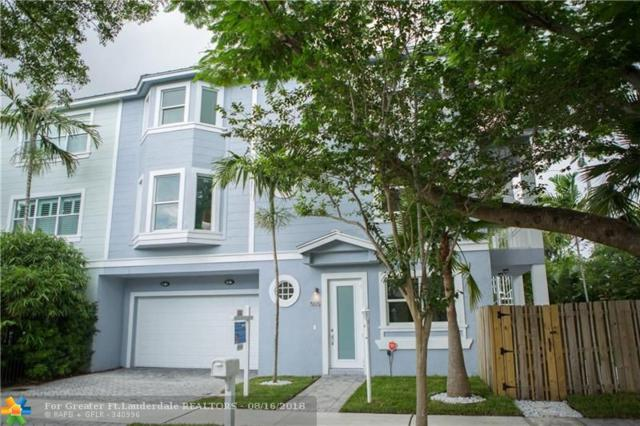 505 NE 15th Ave #1, Fort Lauderdale, FL 33301 (MLS #F10127764) :: Green Realty Properties