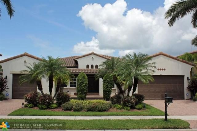 7839 NW 112th Way, Parkland, FL 33076 (MLS #F10127776) :: Green Realty Properties