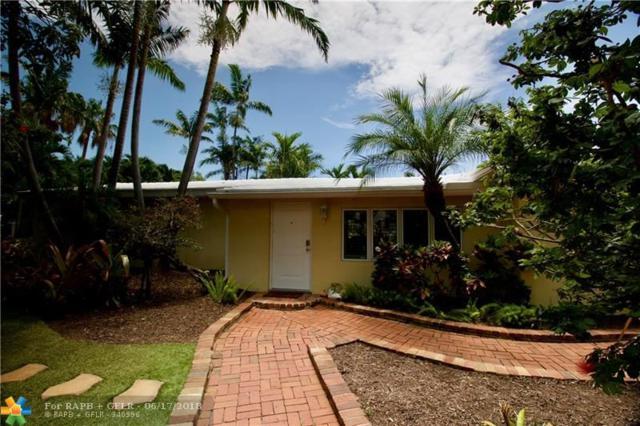 1810 NE 16TH TE, Fort Lauderdale, FL 33305 (MLS #F10127828) :: Green Realty Properties