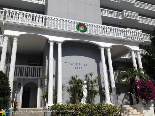 2829 NE 33rd Ct #405, Fort Lauderdale, FL 33306 (MLS #F10127855) :: Green Realty Properties