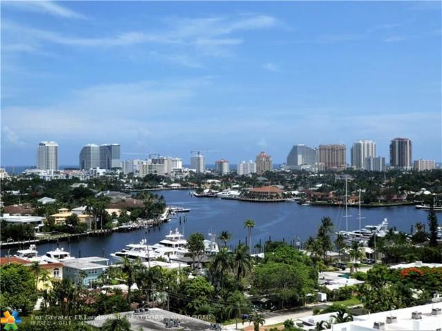 900 NE 18th Ave Ph1408, Fort Lauderdale, FL 33304 (MLS #F10127876) :: Green Realty Properties