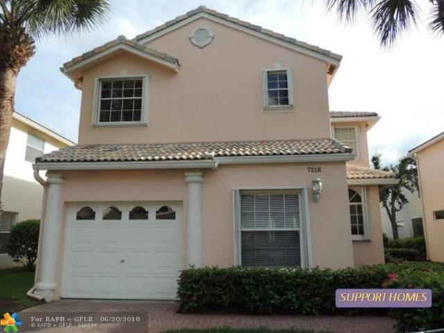 7218 Panache Way, Boca Raton, FL 33433 (MLS #F10127922) :: Green Realty Properties