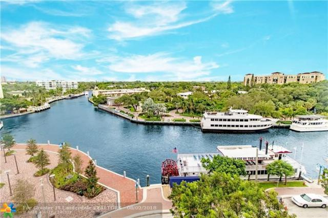 411 N New River Dr E #702, Fort Lauderdale, FL 33301 (MLS #F10127928) :: Green Realty Properties
